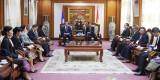 Lãnh đạo cấp cao của Lào chúc mừng Quốc khánh Việt Nam