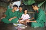 Đồng hành cùng học sinh nghèo