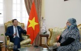 Kỷ niệm Quốc khánh 2/9 và thiết lập quan hệ ngoại giao Việt Nam-Ai Cập