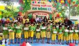 Hệ thống Trường Mầm non An Nông tổ chức lễ khai giảng năm học 2020 - 2021