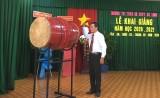 Trường TH,THCS&THPT Hà Long phấn đấu giữ vững và phát huy thành tích trong năm học mới