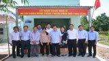 Nguyên Chủ tịch nước -  Trương Tấn Sang vận động trao tặng 92 nhà tình thương tại Cần Giuộc