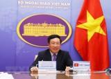 Phó Thủ tướng tham dự Hội nghị Bộ trưởng Ngoại giao trực tuyến G20