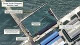 Triều Tiên sắp thử nghiệm tên lửa đạn đạo phóng từ tàu ngầm?