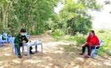 Đồn Biên phòng Sông Trăng xử lý 6 trường hợp nhập cảnh trái phép