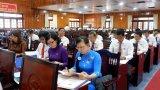 Đại hội đại biểu Đảng bộ khối Cơ quan và Doanh nghiệp tỉnh Long An lần thứ XI: Đóng góp dự thảo các văn kiện