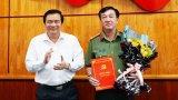 Chỉ định Đại tá Lâm Minh Hồng tham gia Ban Chấp hành Đảng bộ, Ban Thường vụ Tỉnh ủy Long An nhiệm kỳ 2015-2020