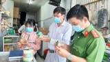 TP.Tân An kiểm tra an toàn thực phẩm các sản phẩm chay