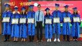 242 học viên, sinh viên nhận bằng thạc sĩ, kỹ sư, cử nhân