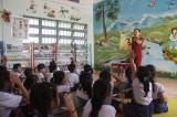Trường đạt chuẩn quốc gia: Môi trường học tập thuận lợi cho học