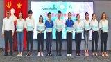 Vietcombank Long An và Tập đoàn An Nông trao học bổng cho sinh viên có hoàn cảnh khó khăn