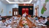 Công bố 20 quyết định của Ban Thường vụ Tỉnh ủy chỉ định cán bộ bộ đội biên phòng tham gia cấp ủy các xã biên giới
