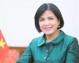 Tăng cường sự tham gia của phụ nữ trong thương mại quốc tế