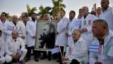 Đoàn bác sỹ quốc tế Cuba được đề cử giải Nobel Hòa bình