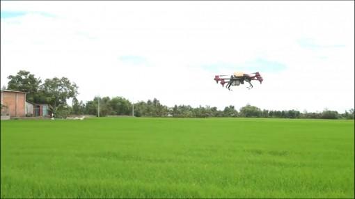 Technology applied into farming fields