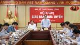 67 Đảng bộ trực thuộc Trung ương đã xong quy trình giới thiệu nhân sự Ủy viên T.Ư