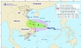 Áp thấp nhiệt đới cách Quảng Nam khoảng 500km, có khả năng mạnh lên thành bão