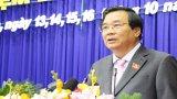 Diễn văn khai mạc Đại hội đại biểu Đảng bộ tỉnh Long An lần thứ XI