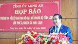 Báo Long An phỏng vấn nhanh tân Bí thư Tỉnh ủy - Nguyễn Văn Được sau Đại hội Đảng bộ tỉnh lần XI