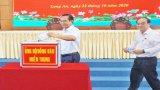 Long An phát động quyên góp ủng hộ đồng bào miền Trung