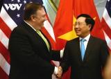 Ngoại trưởng Hoa Kỳ thăm chính thức Việt Nam