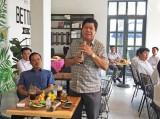 Chi hội Doanh nhân trẻ Bến Lức tổ chức Cà phê doanh nhân