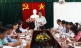 Tập trung khắc phục hạn chế trong hoạt động của Tổ đại biểu HĐND tỉnh
