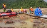 Quảng Nam tăng cường lực lượng, mở rộng khu vực tìm kiếm nạn nhân