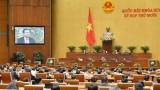 Quốc hội tiếp tục thảo luận về kinh tế - xã hội và ngân sách