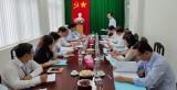 Ban Văn hóa-Xã hội, HĐND tỉnh Long An khảo sát tại Sở Thông tin và Truyền thông