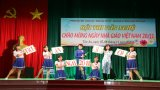 TP.Tân An tổ chức Hội thi Văn nghệ chào mừng Ngày Nhà giáo Việt Nam