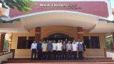 Tỉnh ủy Bắc Kạn dâng hương, tưởng niệm Anh hùng dân tộc Nguyễn Trung Trực