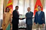 Đại sứ quán Sri Lanka ủng hộ nạn nhân lũ lụt miền Trung Việt Nam