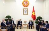 Thủ tướng: Việt Nam và Nga cần sớm nâng kim ngạch thương mại lên 10 tỷ USD