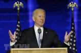 Ông Joe Biden tuyên bố tiếp tục thúc đẩy chuyển giao quyền lực