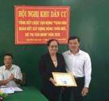 Nhiều hoạt động chào mừng 90 năm Ngày thành lập Mặt trận Tổ quốc Việt Nam