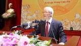 Diễn văn của Tổng Bí thư, Chủ tịch nước tại Lễ kỷ niệm 90 năm Ngày truyền thống MTTQVN