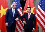 Hoa Kỳ trân trọng mối quan hệ đối tác chiến lược với Việt Nam