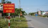 Cần Giuộc: Tai nạn giao thông giảm cả 3 tiêu chí