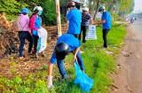 Uỷ ban Kiểm tra Thành uỷ Tân An giám sát công tác lập lại trật tự đô thị trên địa bàn phường 7
