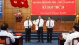 Ông Nguyễn Minh Lâm được bầu giữ chức vụ Phó Chủ tịch UBND tỉnh Long An