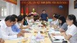 Thường trực Tỉnh ủy Long An làm việc với Ban Thường vụ Hội Nông dân tỉnh