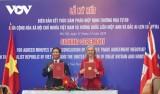 Ký kết kết thúc đàm phán Hiệp định Thương mại tự do giữa Vương quốc Anh và Việt Nam