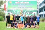 10 đội bóng tham dự giải bóng đá kỷ niệm ngày thành lập Quân đội nhân dân