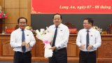 Phê chuẩn Phó Chủ tịch UBND tỉnh Long An - Nguyễn Minh Lâm