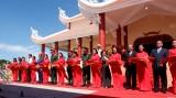 Khánh thành Đền thờ liệt sĩ, Khu Di tích lịch sử quốc gia khu vực Đồn Long Khốt