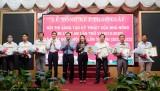 Nhiều giải pháp nổi bật được khen thưởng tại Hội thi Sáng tạo kỹ thuật của nhà nông