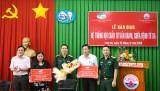 Viettel Long An trao tặng Sở Y tế 2 bộ thiết bị hội chẩn tư vấn khám, chữa bệnh từ xa