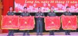 Bộ CHQS tỉnh phát động phong trào thi đua Quyết thắng năm 2021