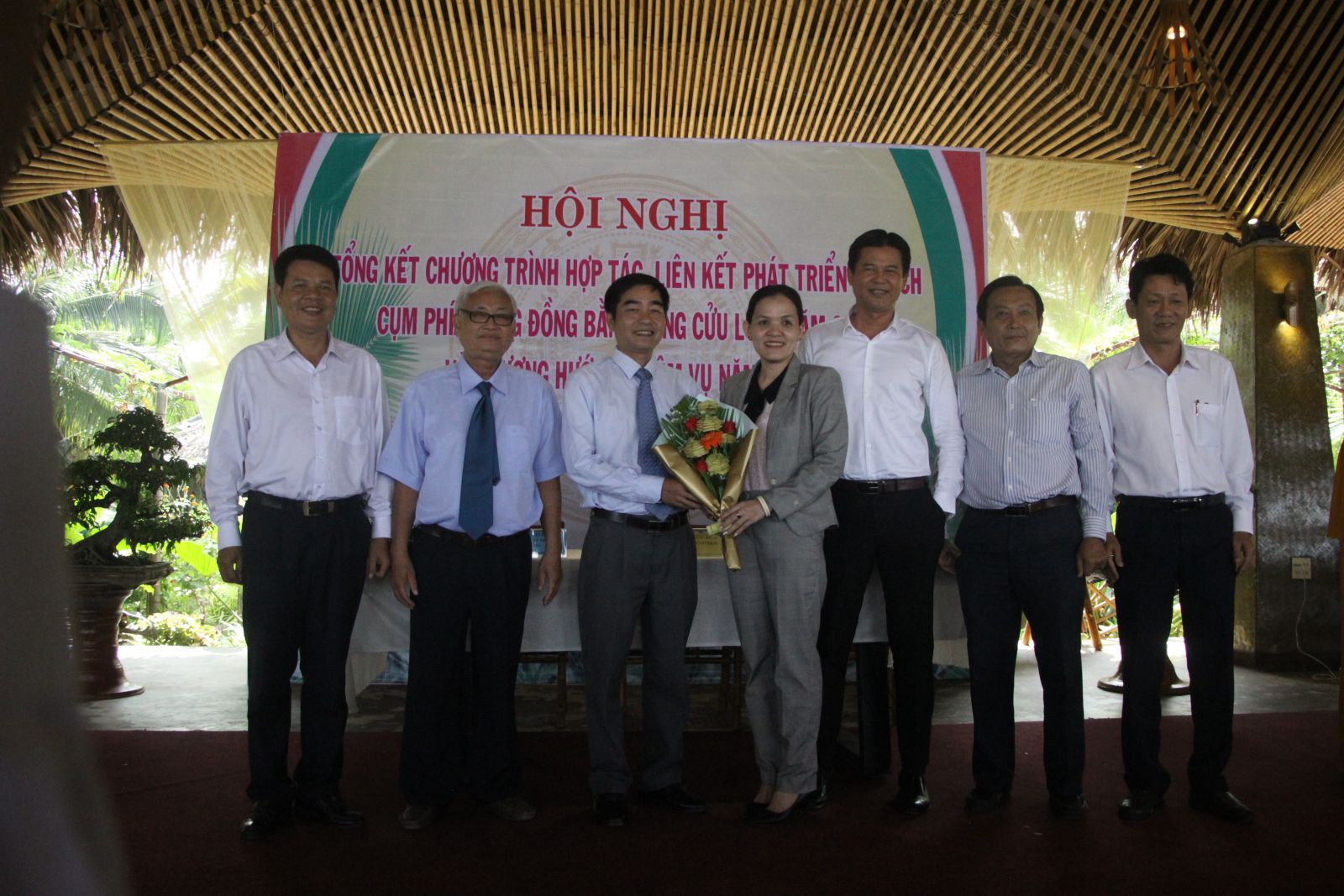 Department of Culture, Sports and Tourism of Ben Tre province transfers the role of cluster leader in 2021 to the Vinh Long Department of  Culture, Sports and Tourism